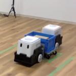 NTTドコモとNEC、携帯通信網使った物流ロボット遠隔制御の実証実験ni