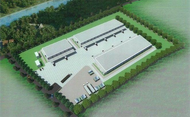 鈴江コーポレーションがミャンマー・ヤンゴン市のCFSを拡張