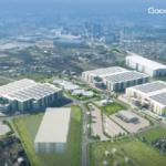 千葉・印西のグッドマンビジネスパーク内でグーグルが国内初のデータセンター開設へ