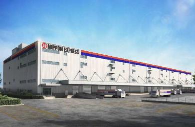 日本通運、現法が中国・上海で倉庫建設開始
