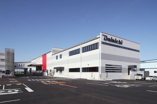 ダイニチ工業の新倉庫が新潟市内に完成
