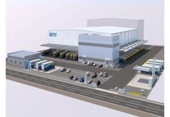 センコーGHD、19年度に冷凍冷蔵物流拠点3カ所開設へ