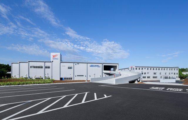 西濃運輸が成田国際空港近隣に「成田支店」を完成・営業開始