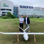 エアロネクスト、中国・深圳のメーカーと物流ドローン市場開拓へ戦略的提携