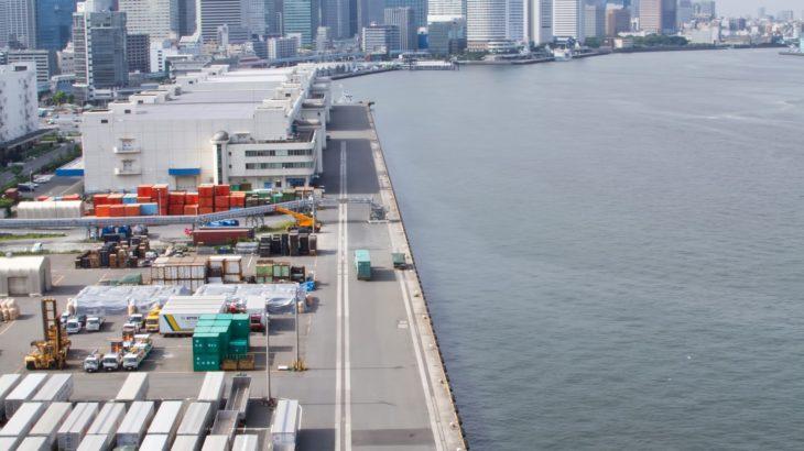 国内港湾のコンテナ取扱貨物量、18年は過去最高を更新