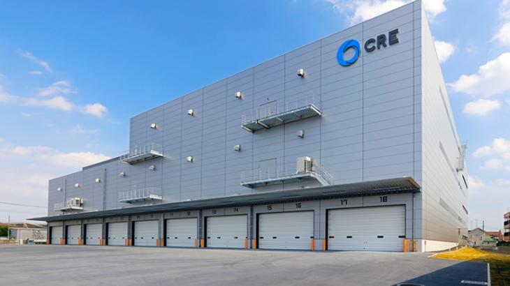 CRE、埼玉の自社開発物流施設2件で6月に内覧会