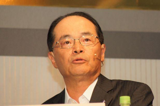 日本アクセス・佐々木社長、「チルド幹線便」拡充や「冷凍マザーセンター」整備表明