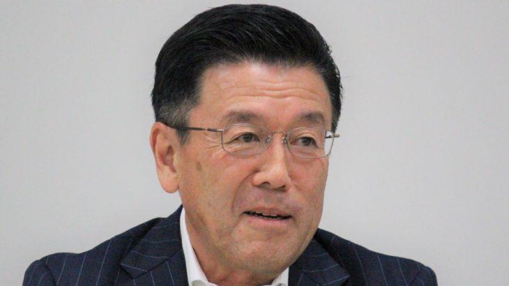 横浜冷凍・岩渕社長、先進的な冷蔵倉庫の整備推進を表明