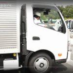 【動画】日野自動車がAI活用の最新安全技術などをメディア公開