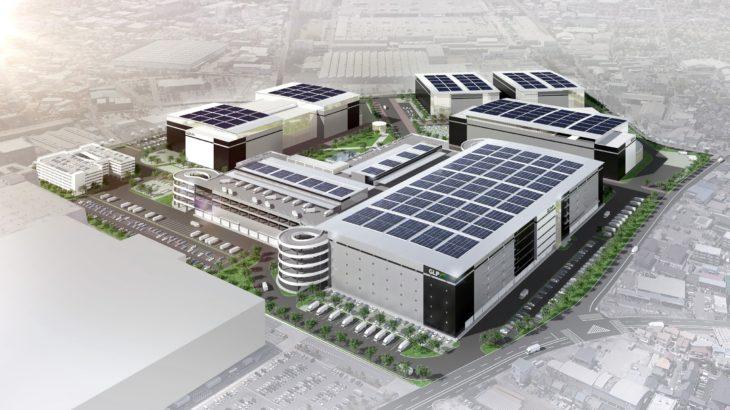 日本GLP、神奈川・相模原の巨大物流施設群は東京ドーム6個分の広さ計画