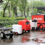 官民が自動走行ロボット活用した配送実現へ協議会の初会合開催