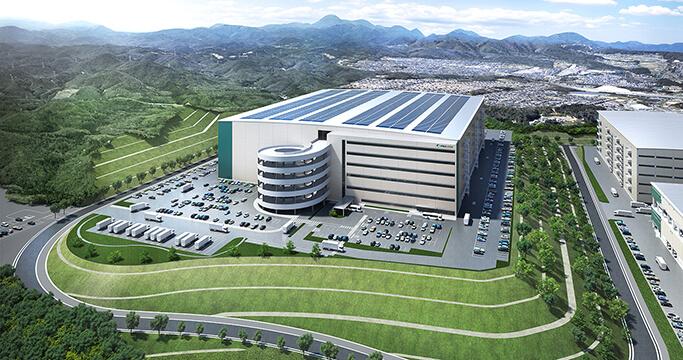 プロロジス、兵庫・猪名川の物流施設でMonotaROと13万平方メートルの賃貸契約締結