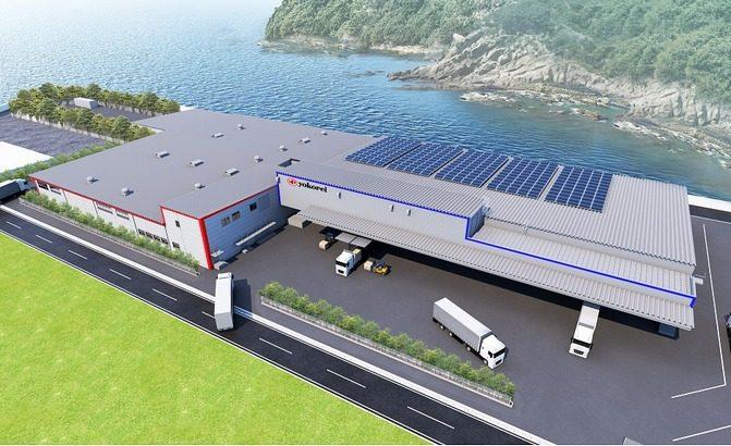 ヨコレイ、長崎市内に新たな鮮魚の加工・保管拠点を開設へ
