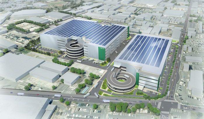 プロロジス、新物流施設「千葉2」をBTSからマルチに変更し工事開始