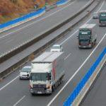 ソフトバンク、新東名道で5G使った車間距離自動制御の実証実験に世界初成功