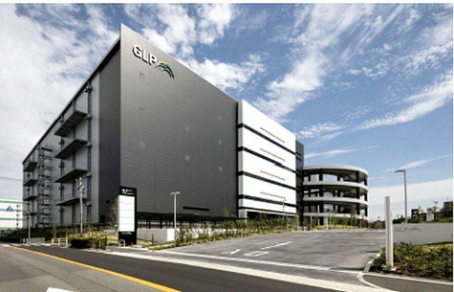 大阪・枚方市の「GLP枚方Ⅲ」がLEEDゴールド認証を取得