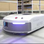 佐川グローバルロジ、ギークプラスの自動棚搬送ロボ導入したEC事業者向けセンター開設へ