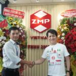 ZMP、海外展開を本格化