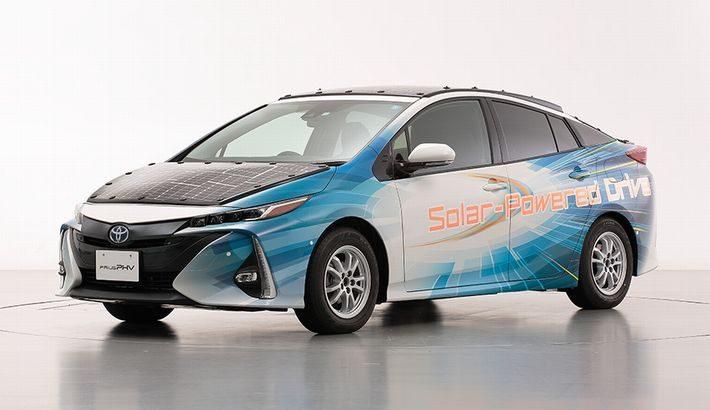 太陽電池搭載電動車の公道走行で実証実験開始へ