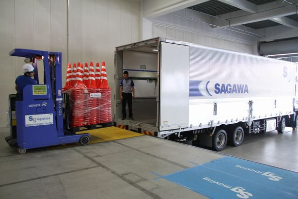 SGHDグループ3社がG20大阪サミットで警備資機材の保管・輸送を遂行