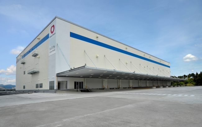 大和ハウス工業、静岡・掛川で遠州トラック向け専用物流施設が完成