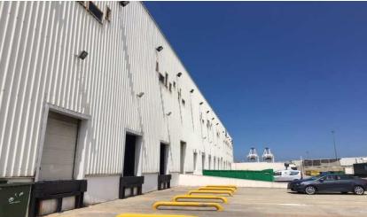 日本通運フランス現法がモロッコのタンジェMED港内に新拠点開設