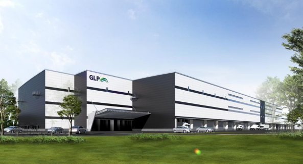 日本GLP、茨城・常総で新たに6・1万平方メートルの物流施設開発へ