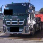 制限の2・5倍、61・65トンで通行の重量超過トレーラーを千葉県警に告発