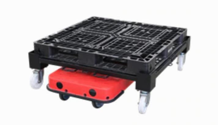 ZMP、物流支援ロボット「キャリロ」の重量版モデルを発表