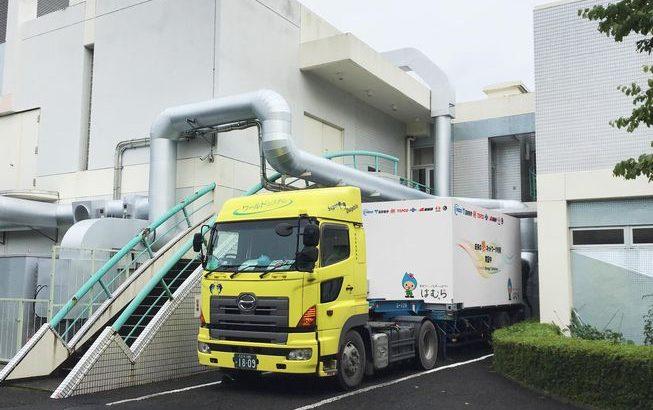 日野自動車が羽村工場の廃熱再利用で実証実験を開始