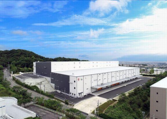 大和ハウスが愛知・春日井で日立キャピタルコミュニティから受注の物流施設完成