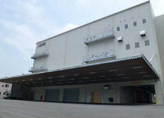 日本通運、福岡市に倉庫面積9792平方メートルの新センター完成