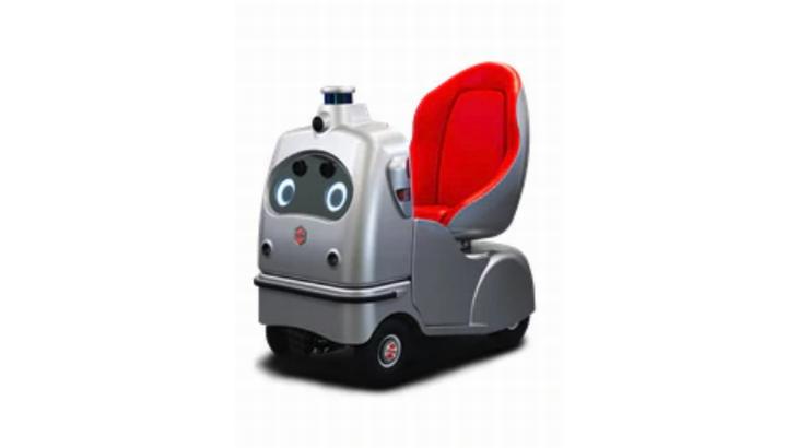 ZMPが1人乗り自動運転電動車両を開発