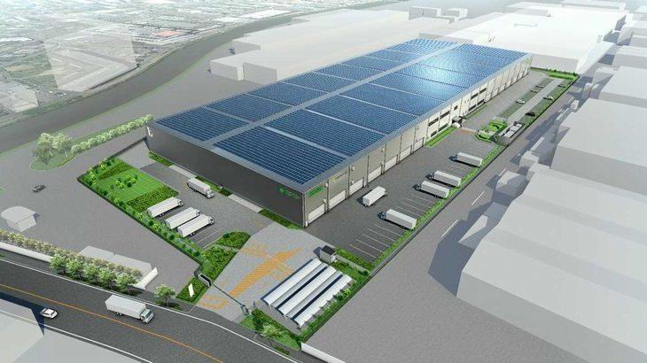 センコー、兵庫・尼崎に4・4万平方メートルの新拠点を20年2月開設へ