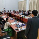 郵船ロジスティクス、ミャンマーの農業大学でSCMの講義