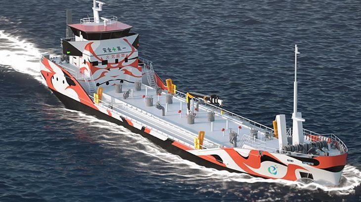 【動画】商船三井など、廃棄物ゼロのEV船開発・普及促進へ共同出資会社