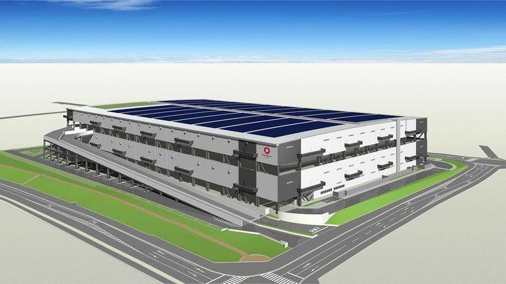 大和ハウス工業、千葉・流山で開発の物流施設は計4棟に