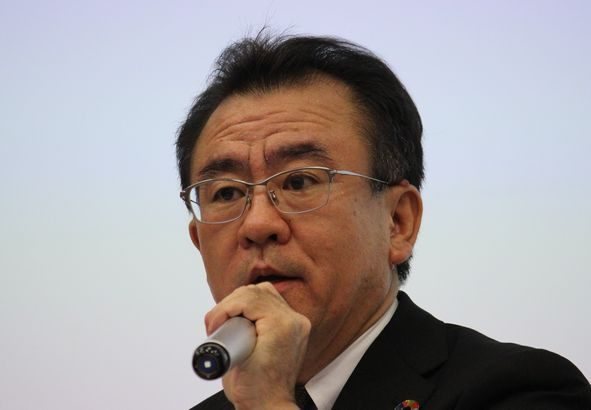 【動画】アスクル・吉岡新社長、ヤフーと関係最適化へ早急に協議開始の意向