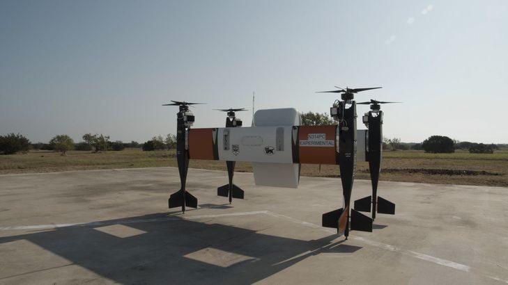 【動画】ヤマトHDと米ベル、「空飛ぶトラック」の試験飛行に成功