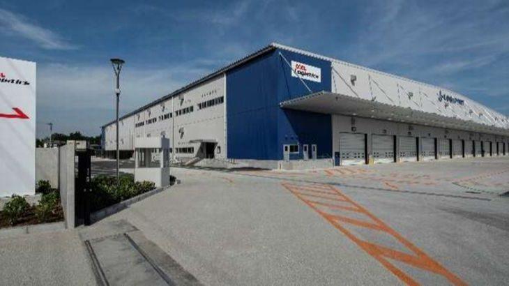 ラサールが茨城・つくばみらいに新物流施設完成、OOCLロジスティクス・ジャパン入居