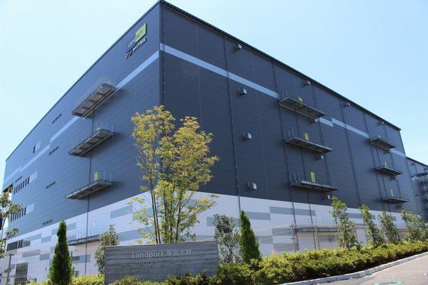 野村不動産が千葉・習志野で完成の新物流施設を公開