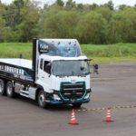 【動画】トラックで国内初の「レベル4」自動運転、一部公道も走行