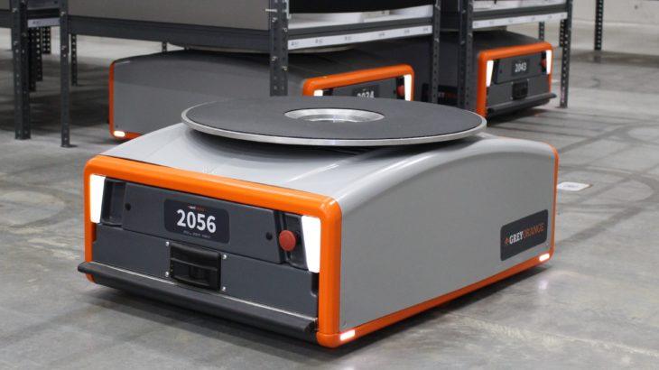 三菱商事の物流ロボットレンタル、月額1台17万~24万円と料金初公開
