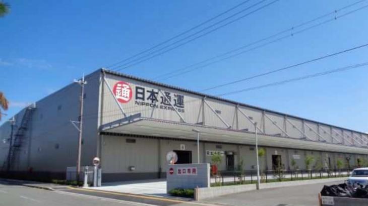 日本通運、和歌山で危険物倉庫2棟備えた新物流拠点が完成