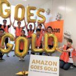 【物流で光るCSR】アマゾンジャパン、小児がん啓発活動に協力