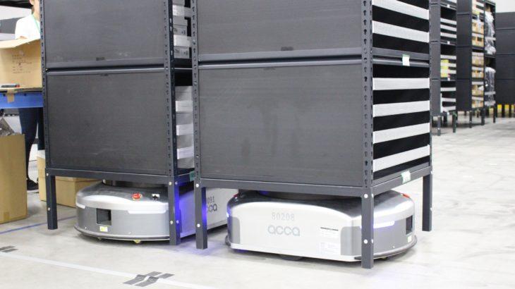 フジテックス、三菱倉庫のEC物流センター構築を支援