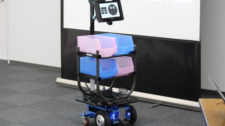 ESR、千葉・野田の新物流施設でロボットセミナー付き内覧会を開催