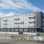 日新、福岡市で延べ床面積2・1万平方メートルの新倉庫が営業開始