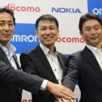NTTドコモとノキア、オムロンが製造現場で5G活用実証実験へ
