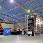 ジャロック、埼玉・杉戸町の最新物流機器紹介センターを刷新